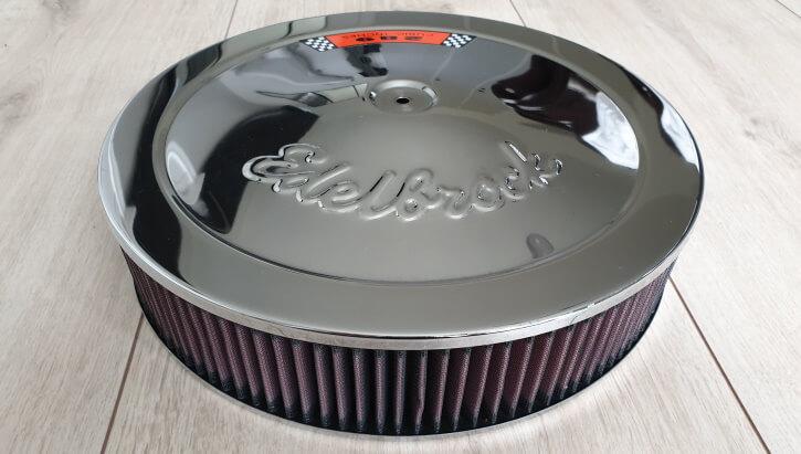 air cleaner mustang