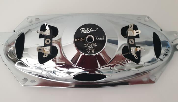 center dash speaker mustang